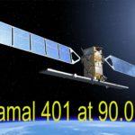 Yamal 401 at 90.0°E (Ямал-401) Список каналов. Настройка. Транспондеры.