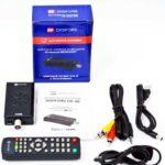 Цифровой эфирный ресивер DVB-T2 — Digifors HD 20