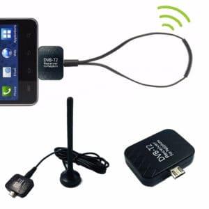 USB DVB-T2 ресивер