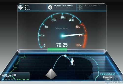 ускорть интернет